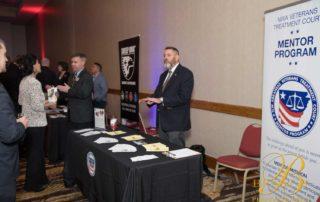Man representing NWA Veterans Treatment Court